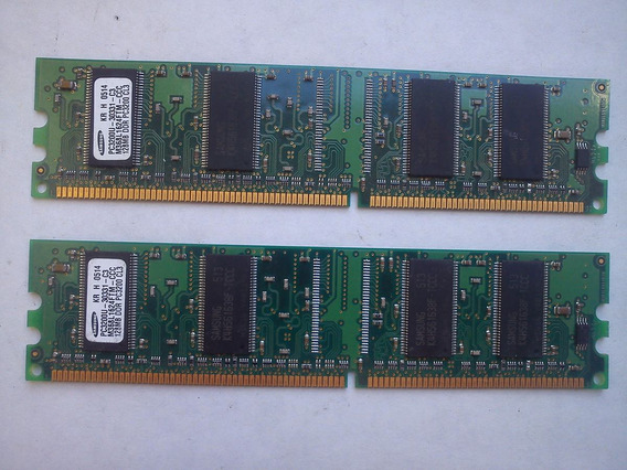 256mb Ddr400 Pc3200 128mb*2