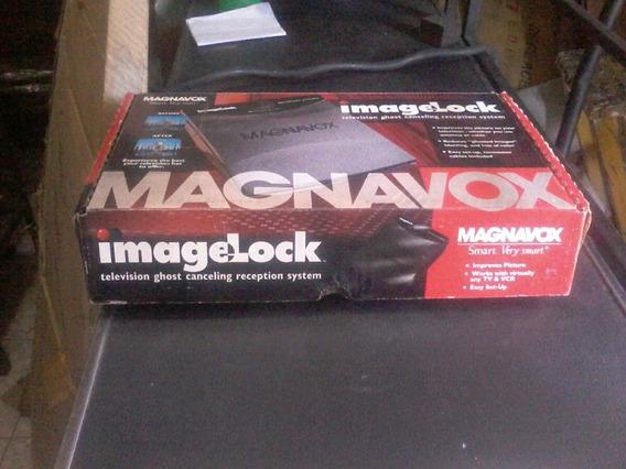 Magnavox Imagenlock Corrector De Imagen De Tv