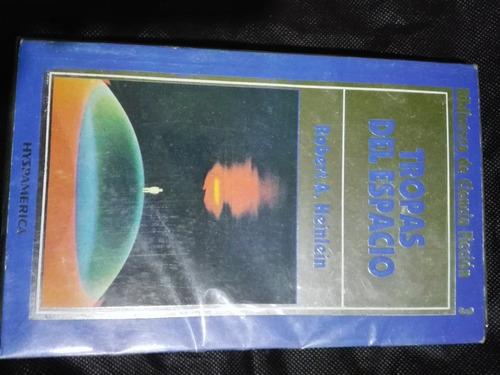 Tropas Del Espacio Robert Heinlein Bibliot Ciencia Ficcion 3