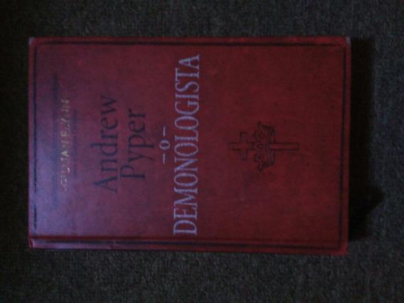 Livro O Demonologista Capa Dura