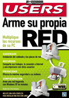 Libro Arme Su Propia Red - Users