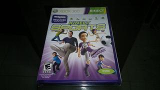 Kinect Sports Completo Para Xbox 360,excelente Titulo