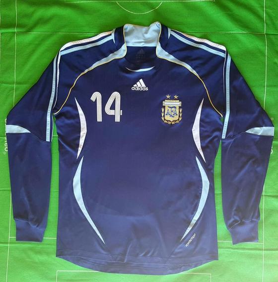 Camiseta Seleccion Argentina adidas Formotion Utileria L #14