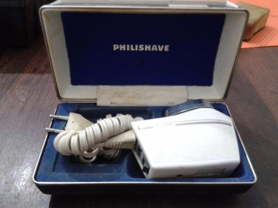 Afeitadora Vintage Philishave Funcionando Perfecto