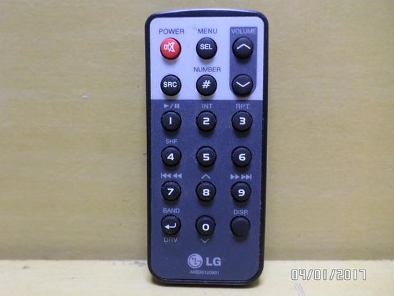 Controle Remoto Som Lg Akb35120901