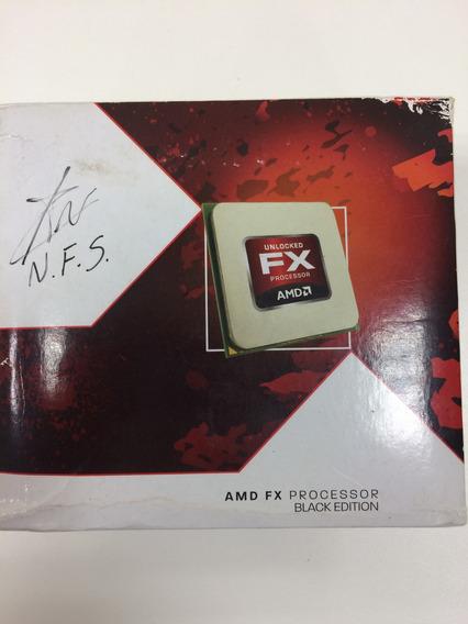 Amd Fx-6100 Six Core 3.3ghz Cpu Autografado Por Andinho