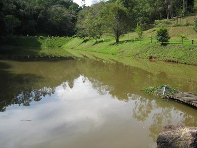 Juquitiba Sitio Com Belo Lago Ref 350