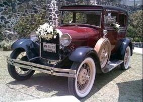 Renta De Autos Antiguos