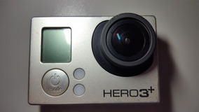 Gopro Hero 3+ Black 4k Somente Camera Usada - Freehobby
