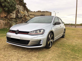 Volkswagen Golf Gti Año 2015 50.000 Km. Igual A Cero!