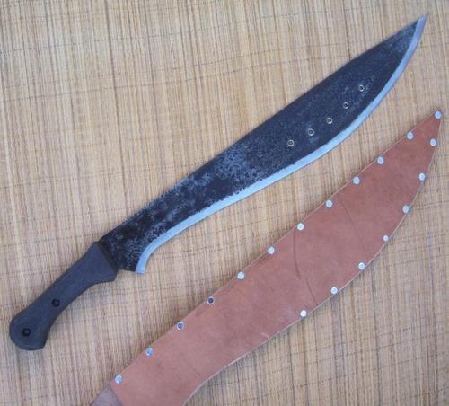 Espada Machete De Eli - Artesanal  Funcional