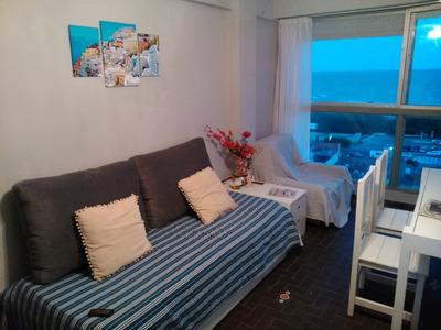 Piso 7 Con Excelente Vista Al Mar. Muy Buena Ubicacion.