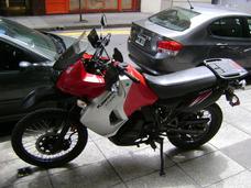 Kawasaki Klr 650 2012 100% Ruta