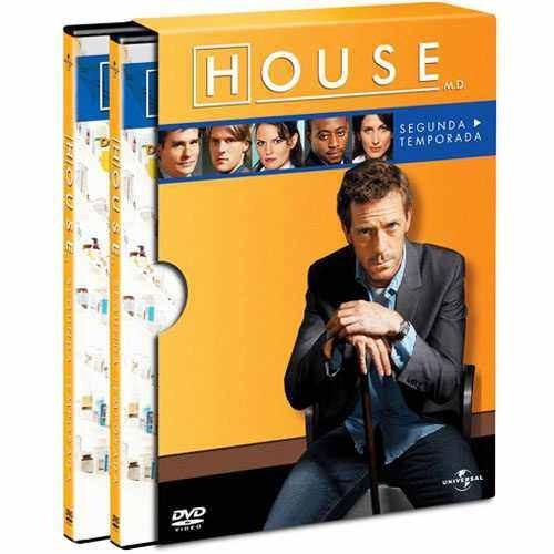 Box House M.d. / 2ª Temporada / 6 Dvds / Original Lacrado