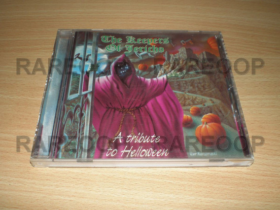 Helloween Tributo The Keepers Of Jericho (cd) Rhapsody D1