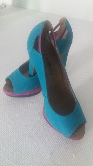 Sapato Peep Toe Da Ramarim Nº 36... Muito Lindo!!!