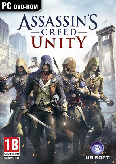 Assassins Creed Unity Complete Edition Br (midia Digital)pc