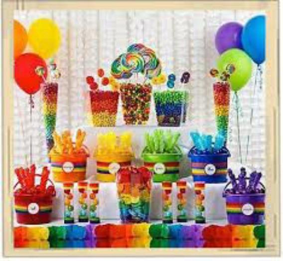 Candy Bar Diseño, Personalización E Impresión.