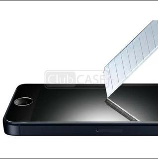 Película Vidro Temperado Glass-m iPhone 5 E 5s Escudo Apple