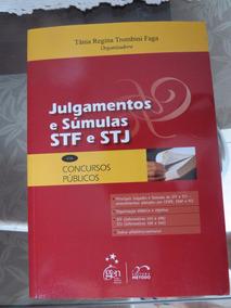 Julgamentos E Súmulas Stf E Stj - 2008 - Editora Método