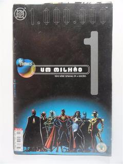 Hq - Um Milhão - Vol 1 - Dc Comics Mini Serie