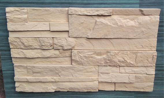 Piedra Ston Fachaleta Laja Decorativa Acabados Revestimiento