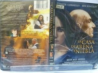 La Casa De Arena Y Niebla Connelly Dvd Original 1an