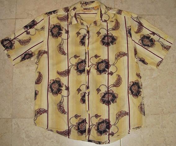 Camisa Verano Moda Urbana T/mediana Marca Havanera