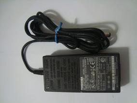 Carregador Notebook Toshiba Satelite Pa2440u-s/cabo De Força