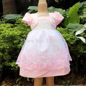 Vestido Festa Princesa Importado Brinde Tiara!
