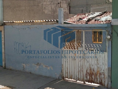 Casa A La Venta En Nezahualcoyotl