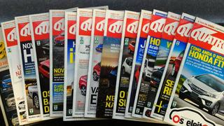 Revista Quatro Rodas Edição 2015