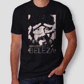 Camiseta Raul Seixas Maluco Beleza Masculina