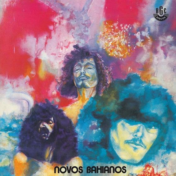 Cd Novos Baianos - Novos Bahianos Ep (1971) Lacrado