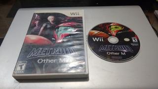 Metroid Other M Sin Instructivo Para Nintendo Wii,checalo