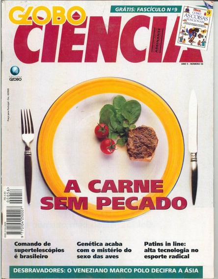 Globo Ciencias - Março/1996