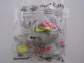 Brinquedo Mc Donalds Hello Kitty Lacrado