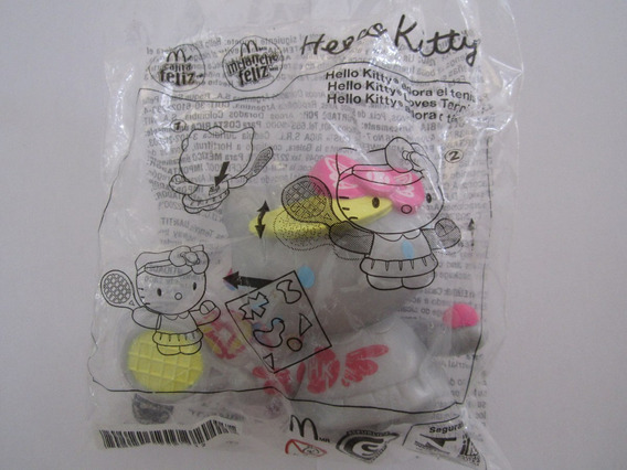 Brinquedo Mc Donalds Hello Kitty Lacrado