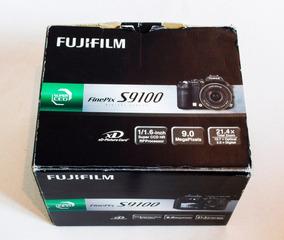 Fujifilm Finepix S9100 - Caixa / Embalagem