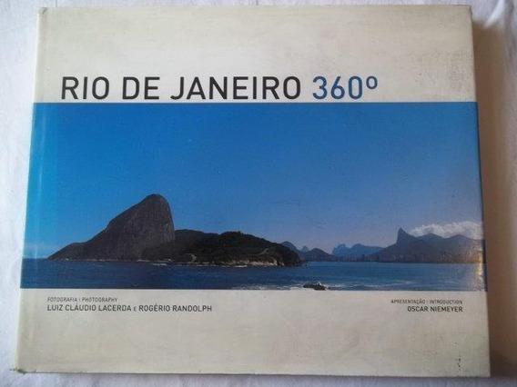 * Livro - Rio De Janeiro 360º Luiz Claudio Lacerda Randolph
