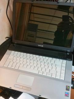 Laptop Sony Vaio Para Piezas