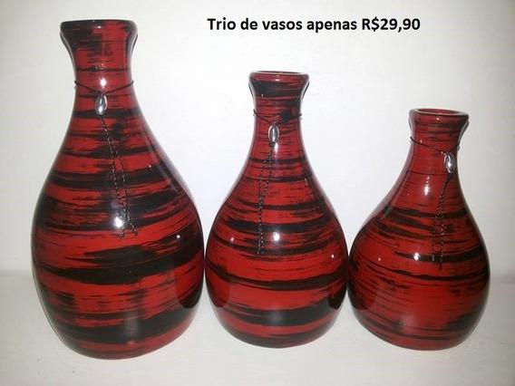 Vasos Em Cerâmica