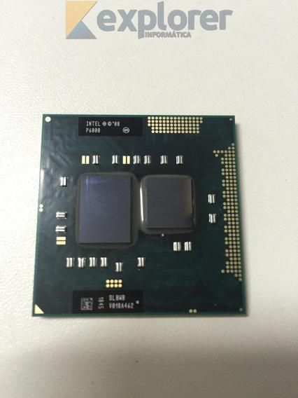 Processador Intel Pentium P6000 1.86 Ghz / 3m Cache
