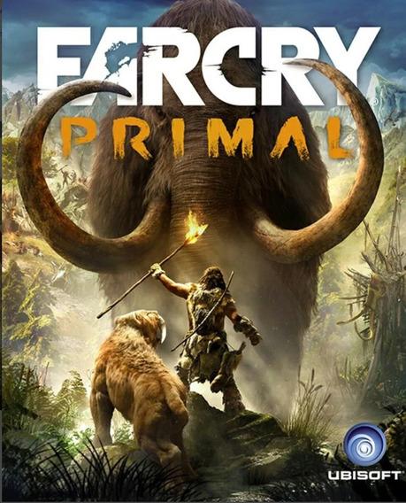 Farcry Far Cry Primal Pc Digital Offline