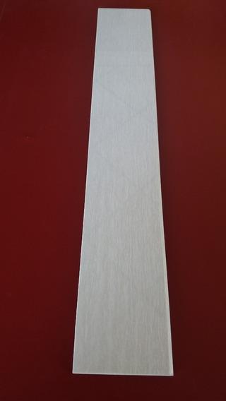 Zoclo Porcelanato Serpenggianto Boleado Light White 60x10 Cm