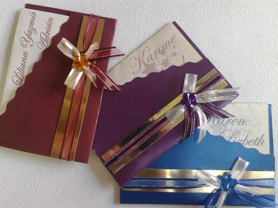 Invitaciones Boda, Xv Años, Bautizo, Baby Shower, 1a Comunio