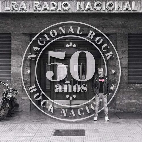Nacional Rock 50 Años Del Rock Nacional - Varios - Cd