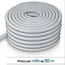 Tubo Flexible Liquid Tight 3/4 Volteck Manguera Rollo 47322