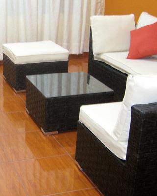 Apartamento Amueblado Y Equipado. Lima. Chorrillos. Cedros