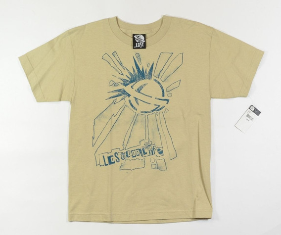 Camiseta Lost, Tam. P, Importada Nunca Utilizada